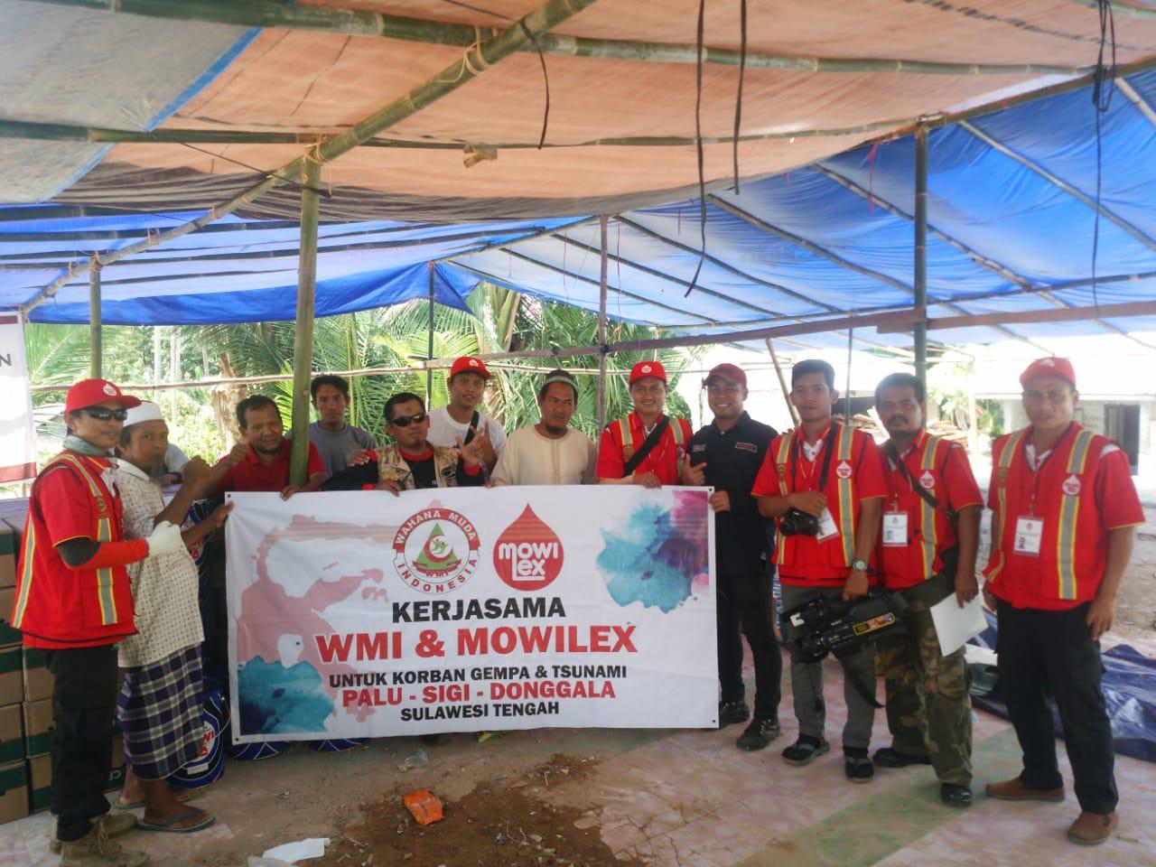 Hasil gambar untuk Mowilex Peduli